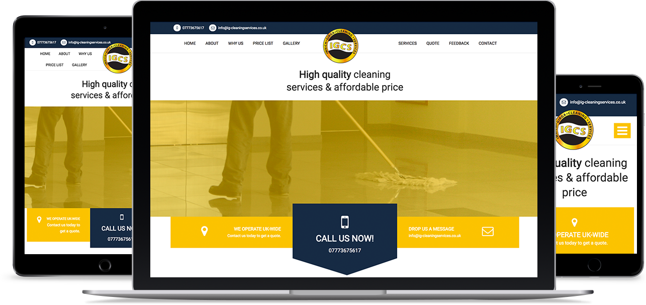 IG Cleaning Services