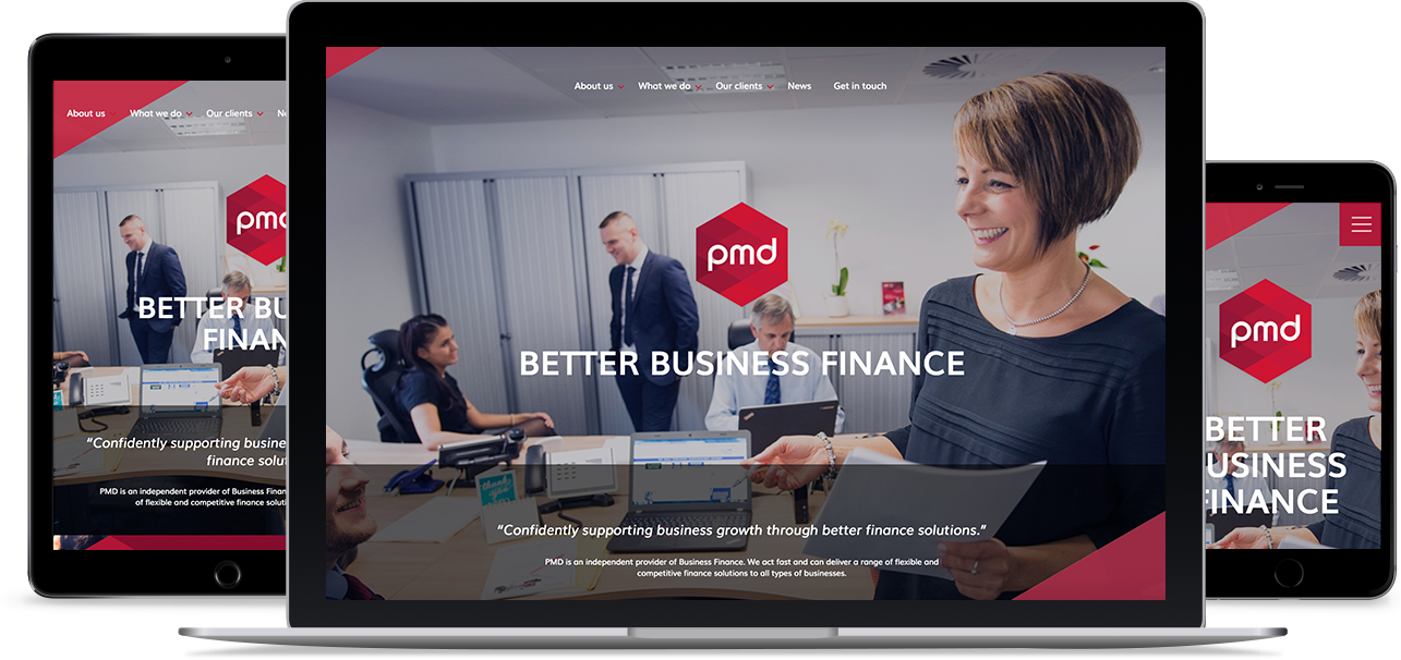 PMD Business Finance